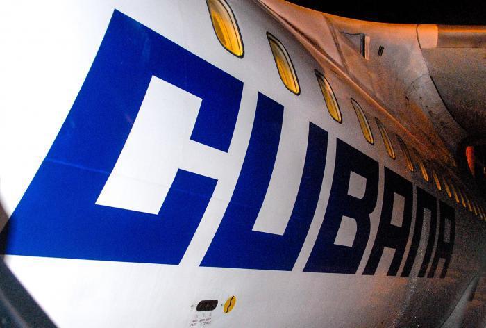 Fluggesellschaft Cubana de Aviación