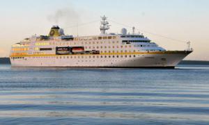 Kreuzfahrtschiff Hamburg