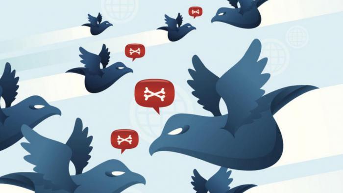 Internet und der Krieg