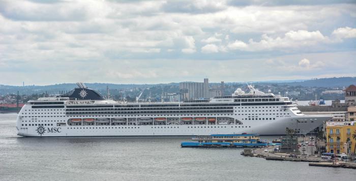 Hafen von Havanna