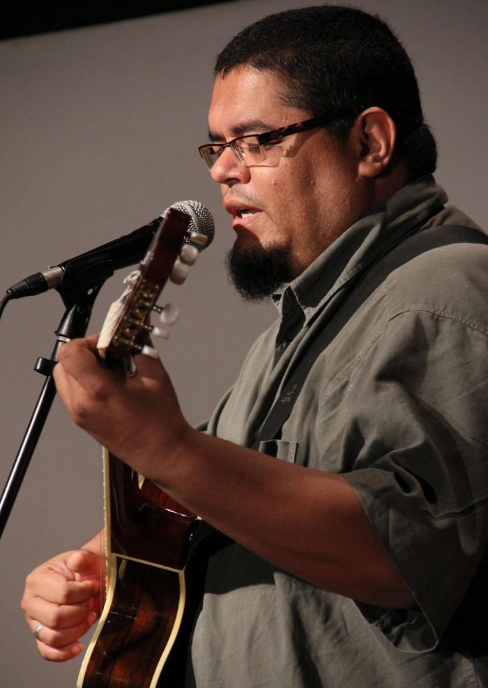 Sängers und Liedermachers Eduardo Sosa