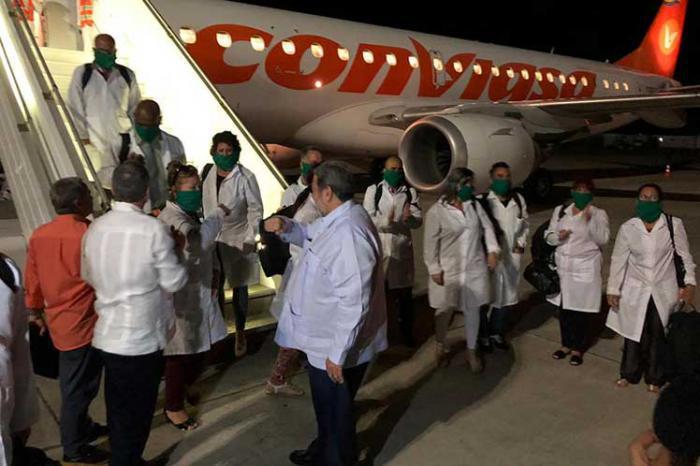 Ärztebrigade in St. Vincent und den Grenadinen