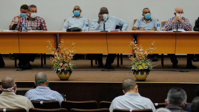 Regionalsitzungen in Kuba