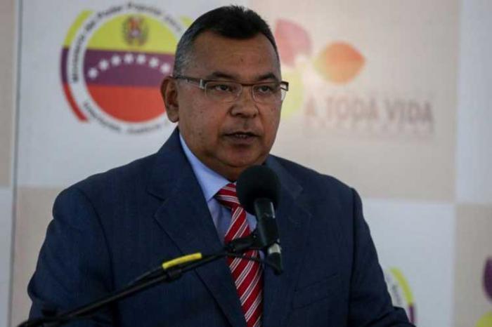 venezolanischer Minister für Inneres