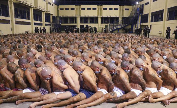 Gefängnisse von El Salvador