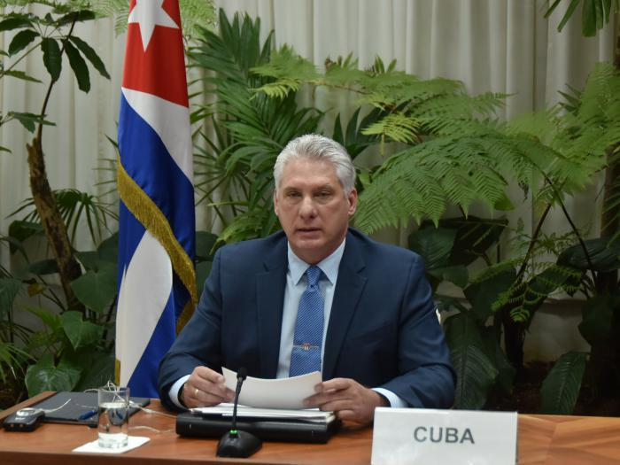 Präsident der Republik Kuba