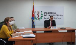 kubanischer Gesundheitsminister