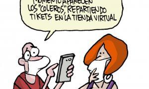 Karikatur: Martirena
