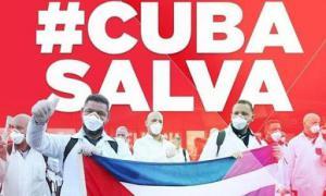 #CubaSalva