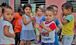 Kinder-Impfprogramm