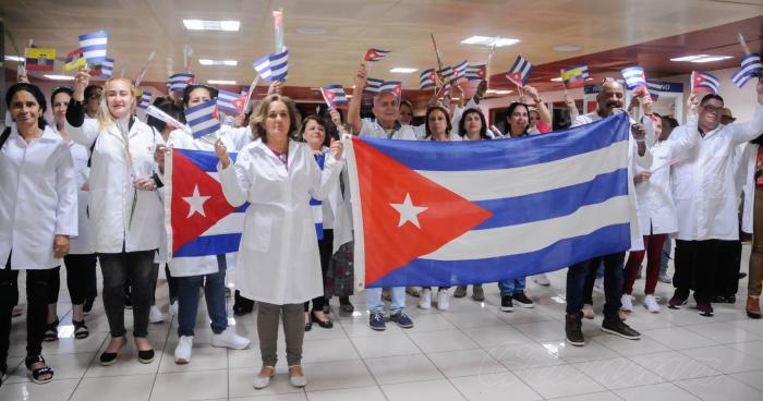 kubanische Ärztebrigade