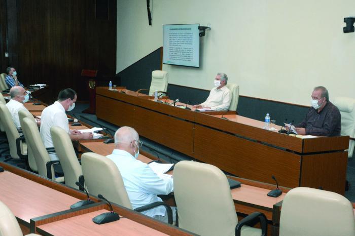 Arbeitsgruppe zur Prävention und Kontrolle von COVID-19