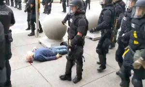 Polizeibrutalität in den Vereinigten Staaten