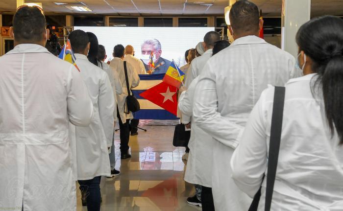 kubanische medizinische Brigaden