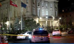 Anschlag gegen Kubas Botschaft