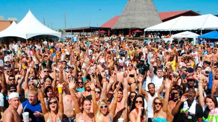Corona-Partys