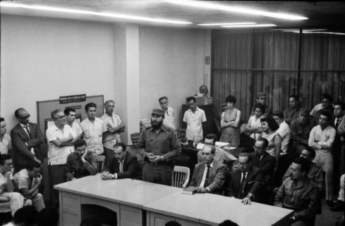Zentralkomitee der KP Kubas 1965