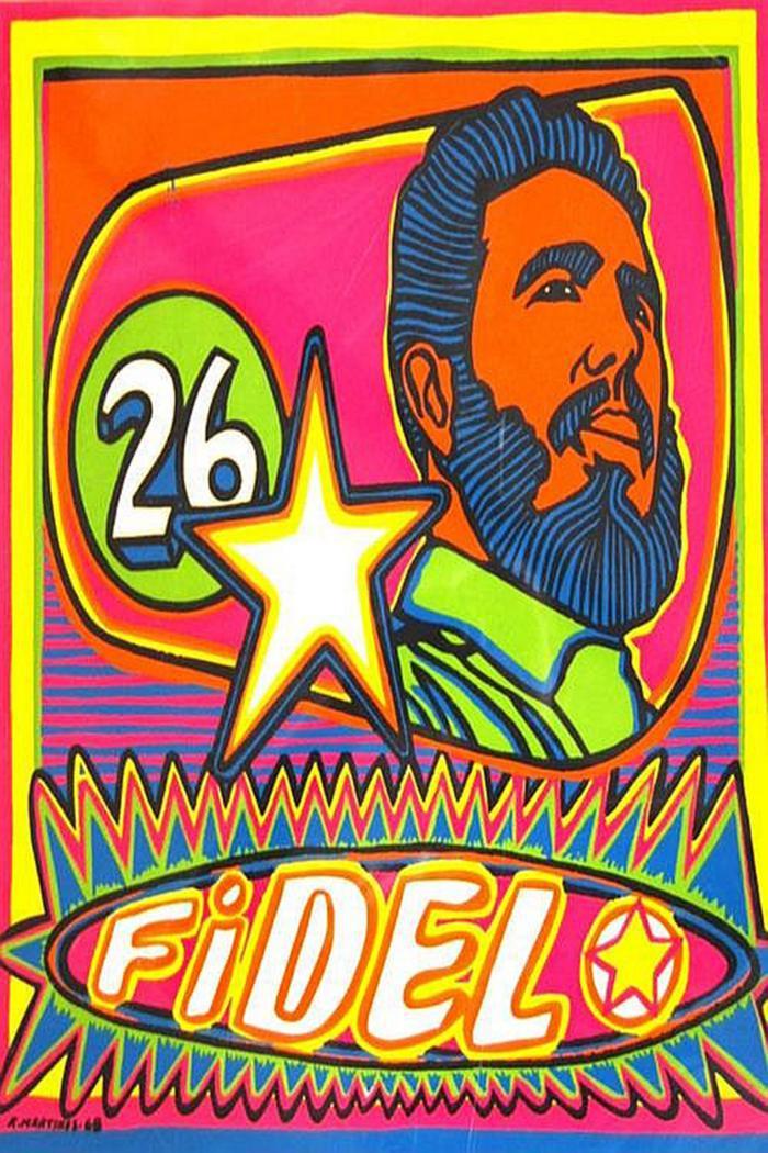 Raúl Martínez: Fidel