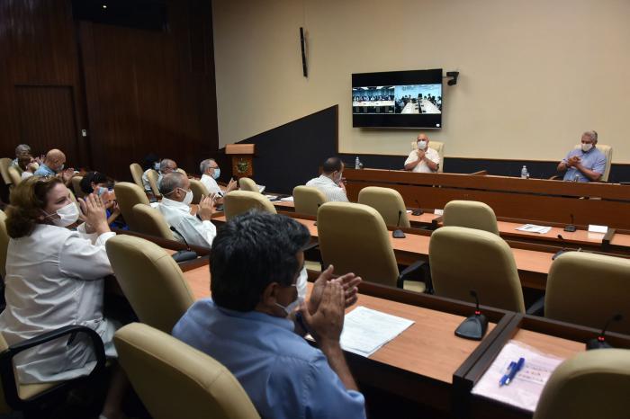 kubanische Impfstoffkandidaten vorgestellt