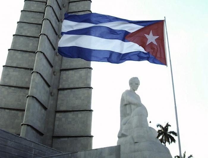 José Martí Denkmal