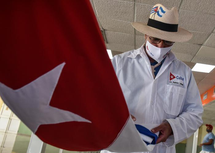 internationale medizinische Zusammenarbeit Kubas