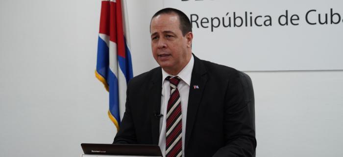 Gesundheitsminister Kubas