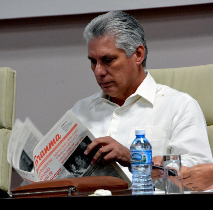 Zeitung Granma: Tribüne der Revolution
