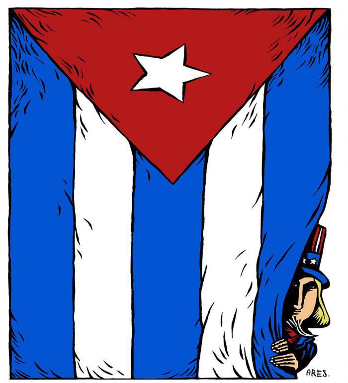 Karikatur: Ares