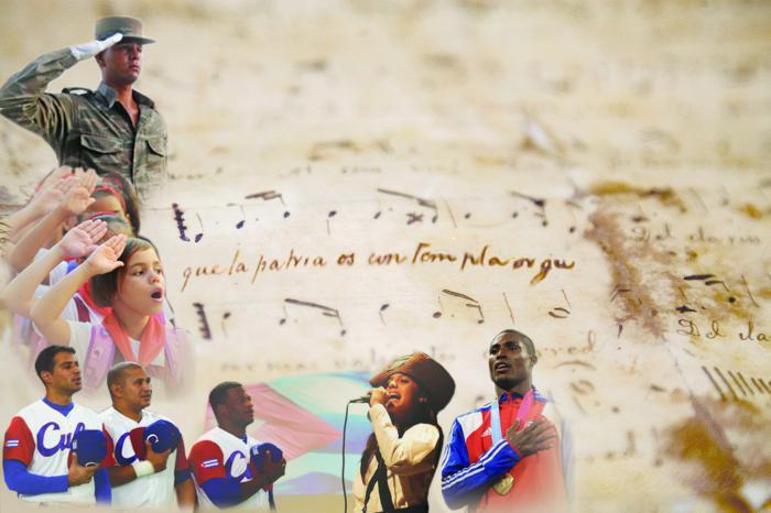 Nationalhymne Kubas