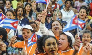 Frauen in Kuba