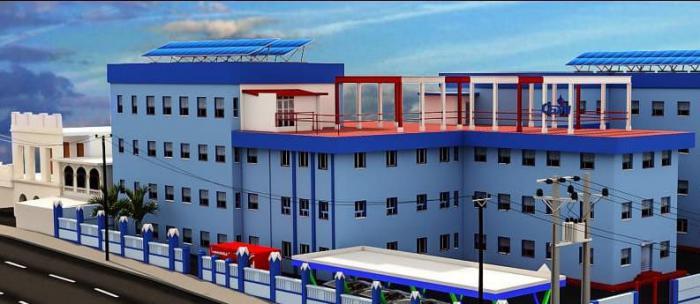 Projekt Energetisch Effiziente Gebäude