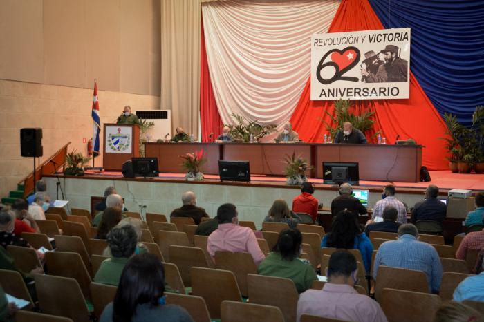 62 Jahre Kubanische Revolution