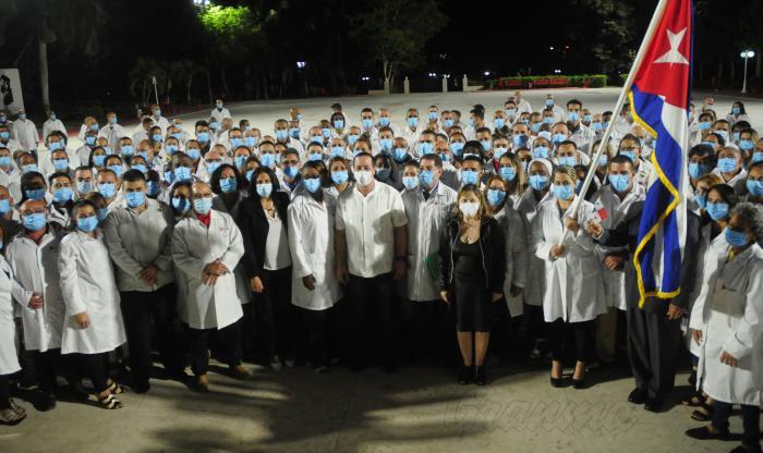 Zusammenarbeit mit Kuba in Gesundheitsfragen