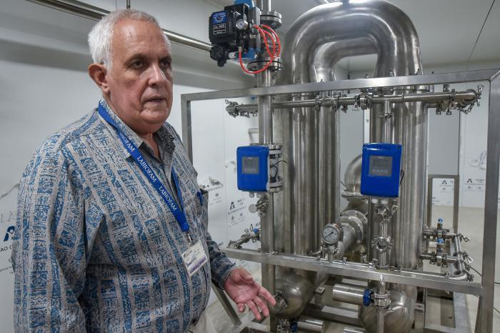Ingenieur Teobaldo Cruz