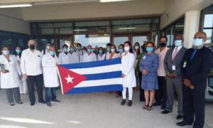 kubanische Spezialisten in Barbados
