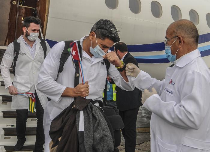 Kubas medizinische Brigaden
