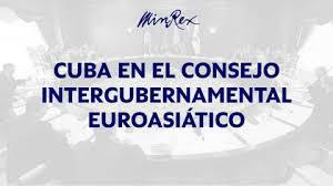 Euroasiatische Regierungskonferenz