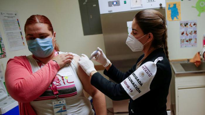 Arbeiter des Gesundheitswesens