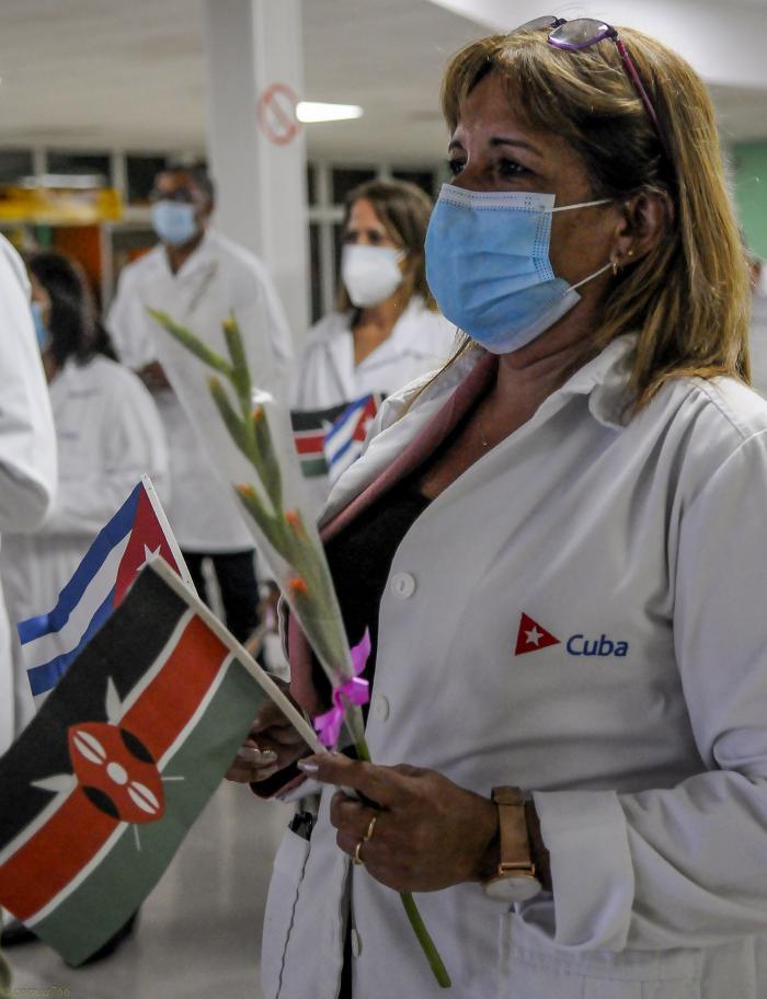 medizinische Brigaden