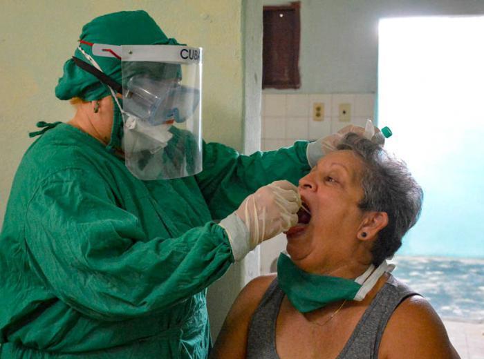 COVID-19 in Kuba