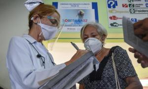 Immunisierung mit kubanischen Impfstoffen
