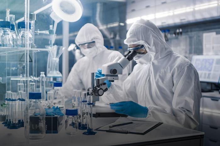 Biotechnologie und biopharmazeutischer Sektor