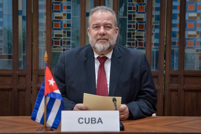 Ministerpräsident Manuel Marrero Cruz