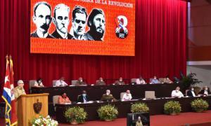 Zentraler Bericht an den 8. Parteitag der Kommunistischen Partei Kubas