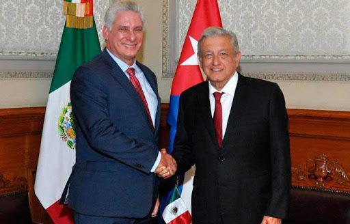 Dankbarkeit zwischen Mexiko und Kuba