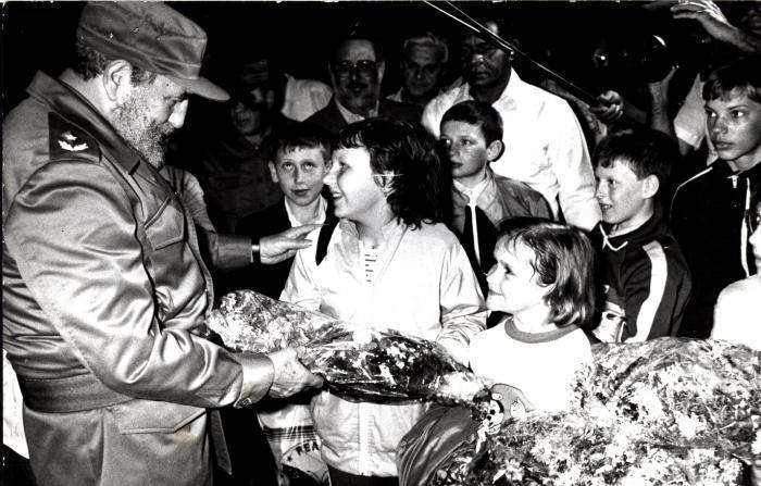 Kuba und Tschernobyl