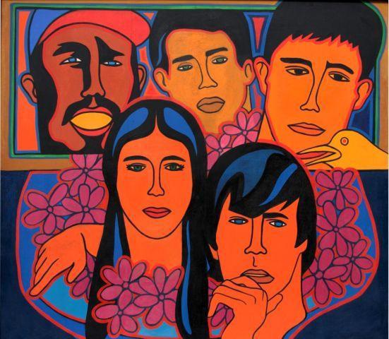 Werk von Raúl Martínez