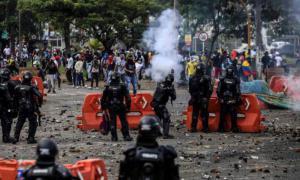 Gewalt in Kolumbien