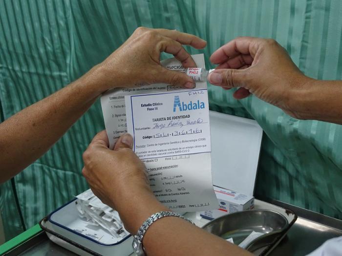 Kubanischer Impfstoff gegen Covid-19