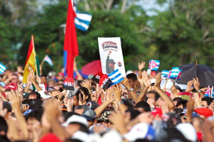 Der Widerstand der Kubaner